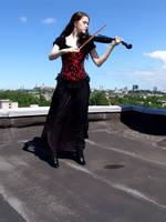 Black Violin 2 by Kechake-stock