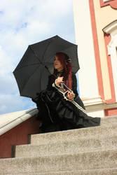 Gothic Lolita 21 by Kechake-stock