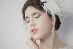 White Swan 4 by Kechake-stock