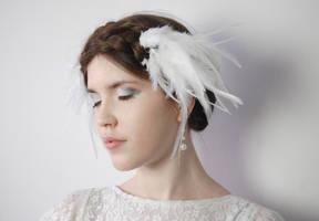 White Swan 12 by Kechake-stock