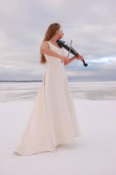 Winter Queen 3 by Kechake-stock