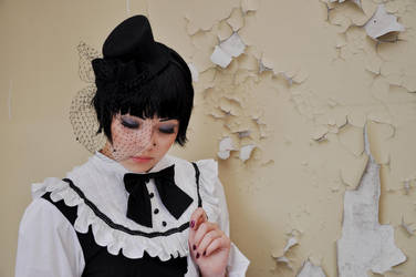 New Gothic Lolita 18 by Kechake-stock