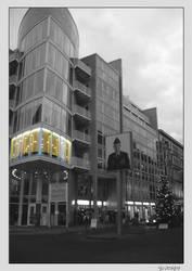 Checkpoint Charlie by Kjudesigns