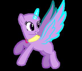 MLP Base #4 - YAY! I'm flying! by BloodLover2222