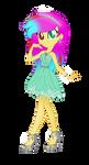 Katherine | Equestria Girls by BloodLover2222