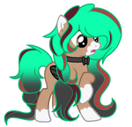 (C) Paint Dazzle x Red Cherry by BloodLover2222
