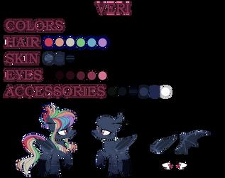 (C) Veri by BloodLover2222