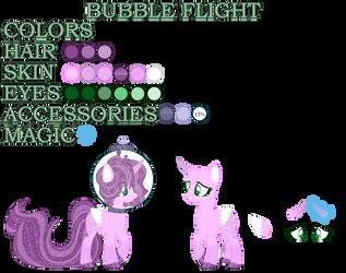 (C) Bubble Flight by BloodLover2222