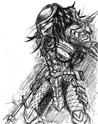 Predator Quickie by MrJellyfish