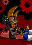 Ratchet and Clank by Minds-Edge
