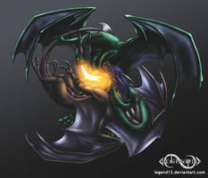 Enemies Entwined by Legend13