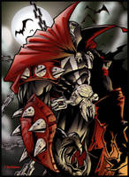 Spawn by DONPIZZLE