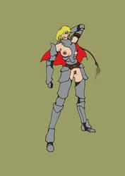 Bikini Armour - Reverse by Psychorror