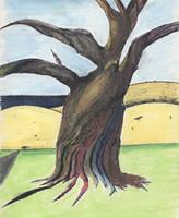 Ancient Oak by DubiousLogik