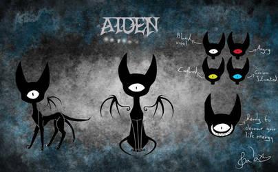 Aiden - Ref by GalaxyMelody
