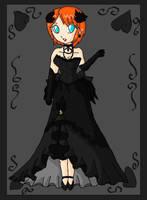 dark queen elise by ninpeachlover