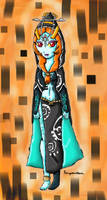 midna remake by ninpeachlover