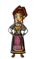 Zelda collab-Telma by ninpeachlover
