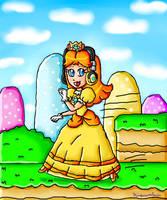 Daisy Run by ninpeachlover