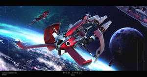 Cargo Carrier by DiceArtist