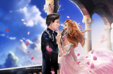 Chen X Wendy by PalomaGouthier