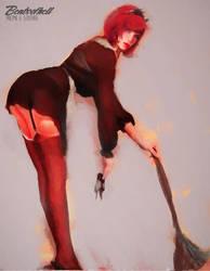 Ursula Bohn by PalomaGouthier