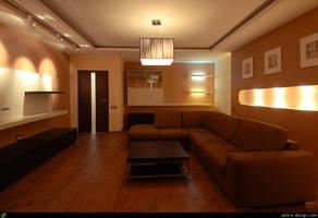 Living Room by SamorizMisha