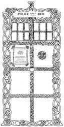 Celtic TARDIS by SCADbound