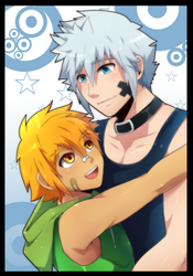 Collab : Justsyl by MikkouKun