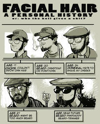 Beard History by Uncle-White