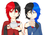 Comm: Sweet Tea Time Dreams by tashaj4de