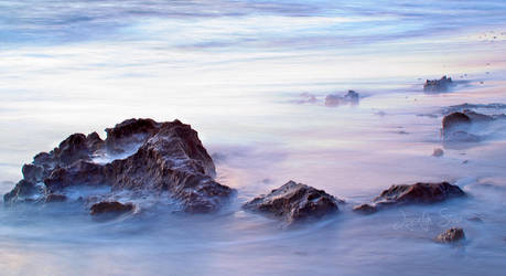 Pastel Swirls by JoycelynSiew