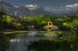 20140621 Landscape by psdeluxe