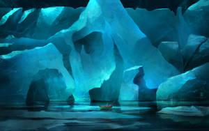 Iceberg by psdeluxe
