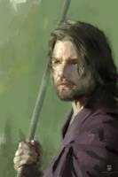 20150226 The Last Samurai by psdeluxe