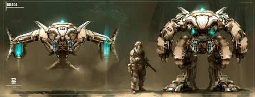 20150522 Desert Unit by psdeluxe