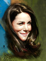 20160307 Kate Middleton psdelux by psdeluxe