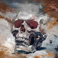 20160917 negligent skull psdelux by psdeluxe
