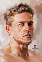 20161026 Charlie Hunnam psdelux by psdeluxe