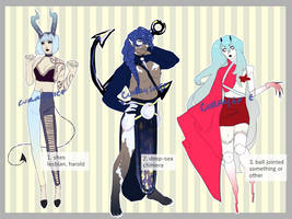 sketchy adopts 2 OTA [1/3 open] by cvrryspice