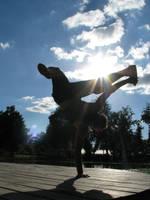 Sky is the Limit - Posing 3 by MINORITYmaN