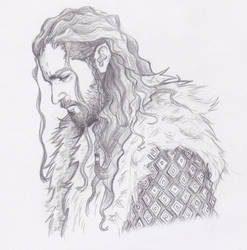 Thorin Oakensheild by Seraph5