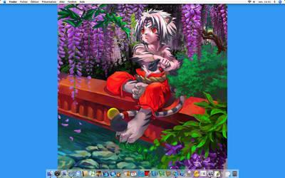 Desktop - 4 August 2006 by Masatoshi