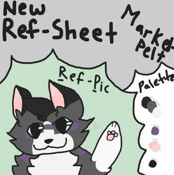 Updated Ref Sheet by LoveLuck228