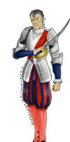 IC AdCom: Guard Captain Alfonso Pascale by Gemini-Astrae
