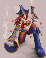 Miss Fortune by Marduk44