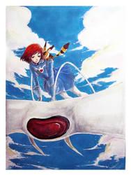 Nausicaa by LawlietXD