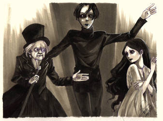 -Das Cabinet des Dr. Caligari- by LawlietXD
