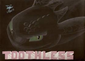 My Toothless by Dizzidragonz