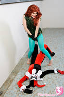 Ivy and Harley Preview Pic 1 by PixelVixens